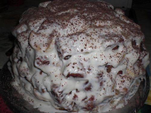 Украшения торта торты из полотенец